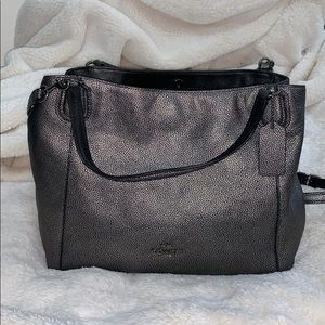 Coach Metallic Purse